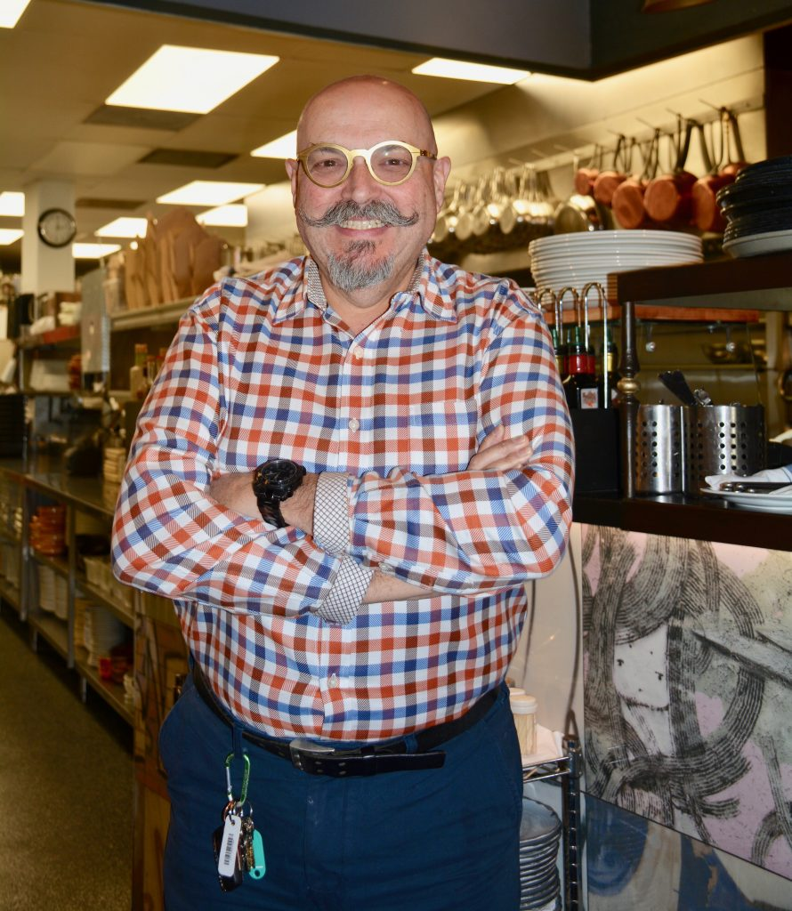 True to his roots: Q-and-A with Massimo Capra