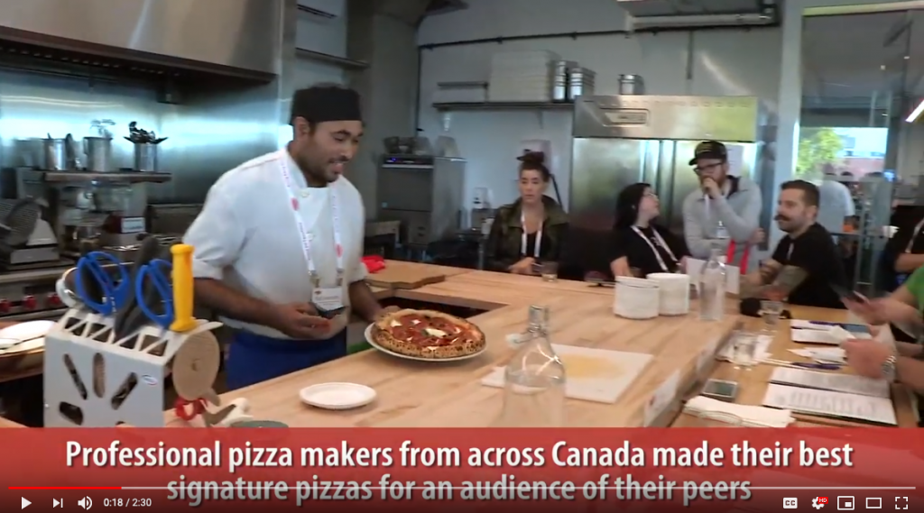 Video: Canadian Pizza Summit highlights 2019