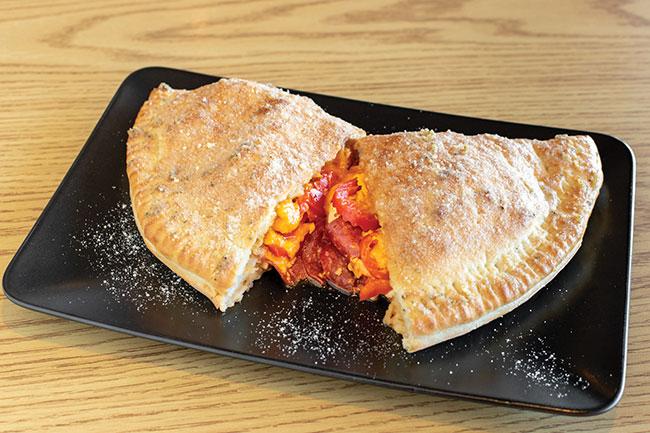 Panzerotti, an easy menu addition: The Pizza Chef