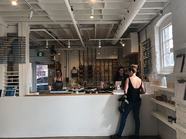 Good Neighbours: Bakery collaboration