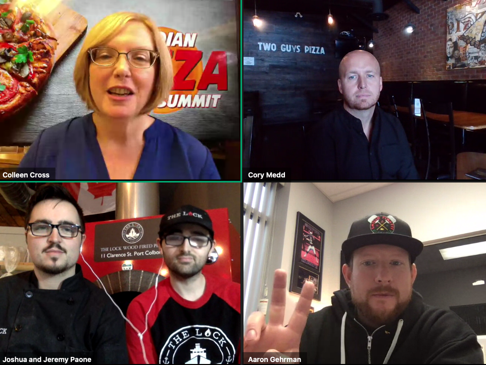 Canadian Pizza Virtual Summit creates pop-up pizza community