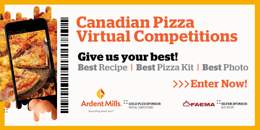 Enter the Canadian Pizza Virtual Competitions!